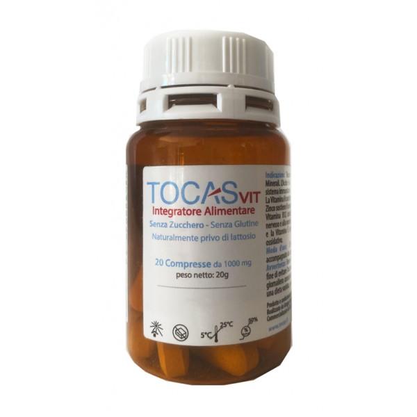TOCASVIT 20 Cpr S/Z