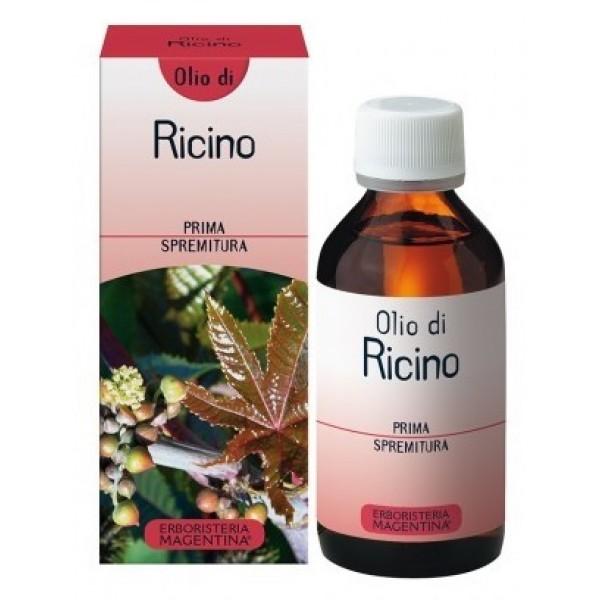OLIO Ricino 100ml          ERM