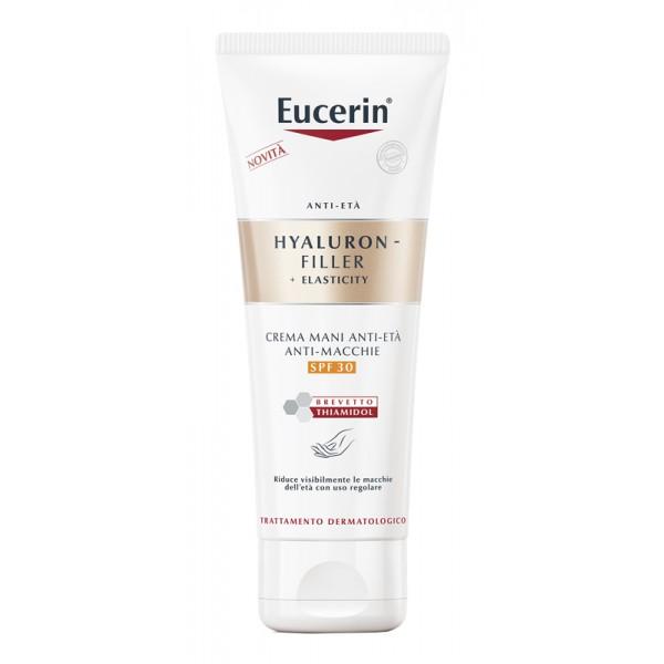 Eucerin Hyaluron-Filler + Elasticity Crema Mani 75 ml