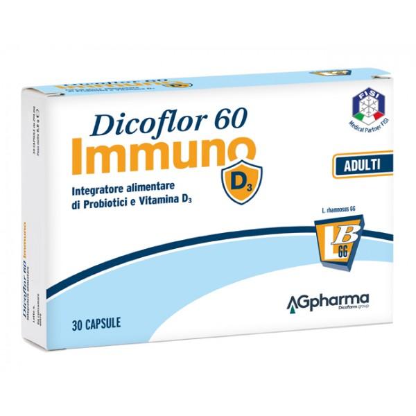 DICOFLOR-60 Immuno 30 Cps