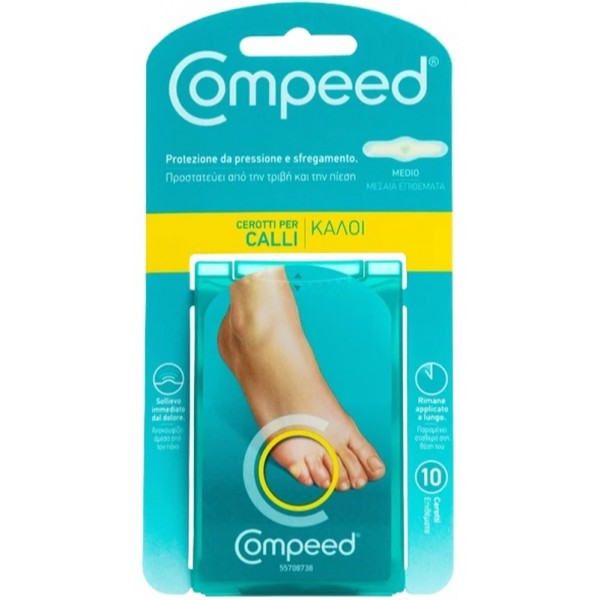 COMPEED Calli Form.Medio 10pz