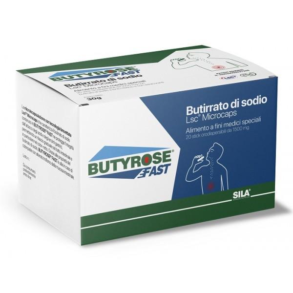 BUTYROSE FAST 20 Sticks