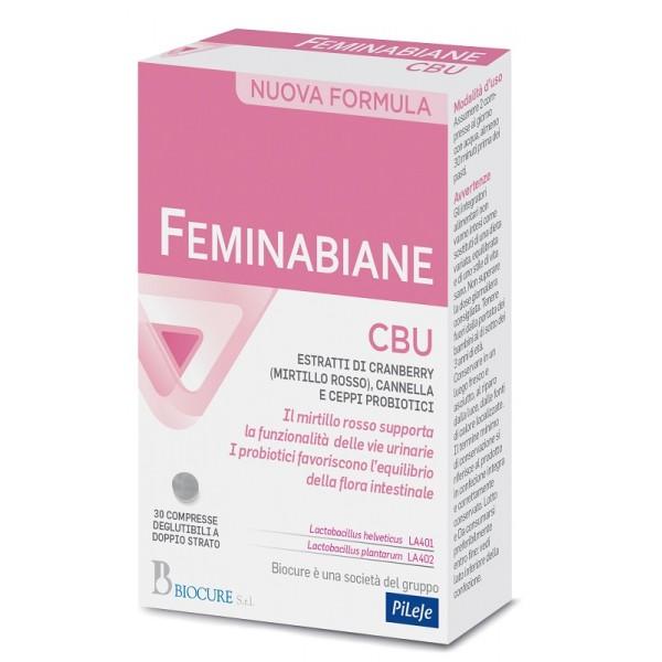 FEMINABIANE CBU 30 Cpr