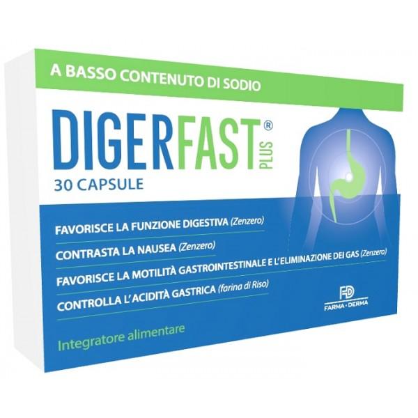 DIGERFAST Plus 30 Cps