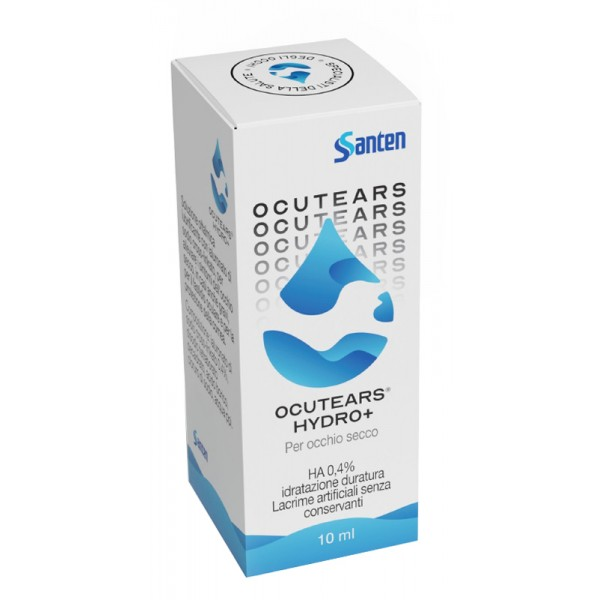 OCUTEARS HYDRO+0,4% 10ml
