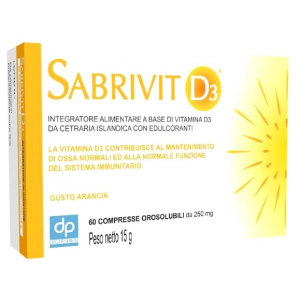 SABRIVIT D3 60 Cpr