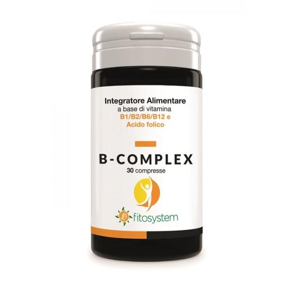 B COMPLEX 30 Cpr