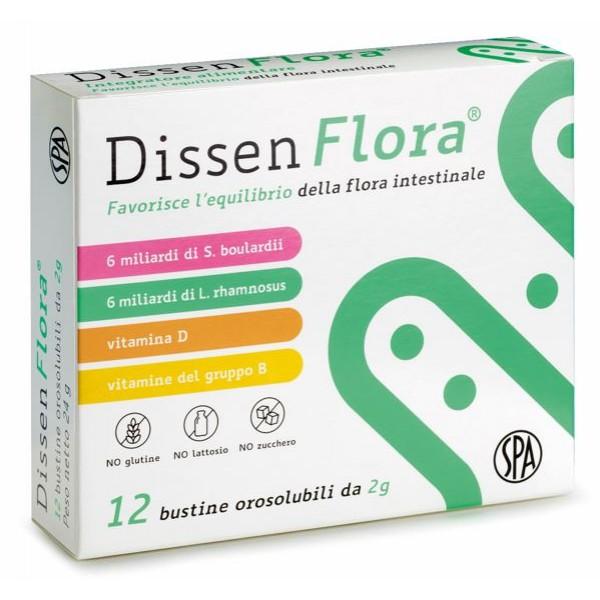 DISSEN Flora 12 Bust.Oro 2g