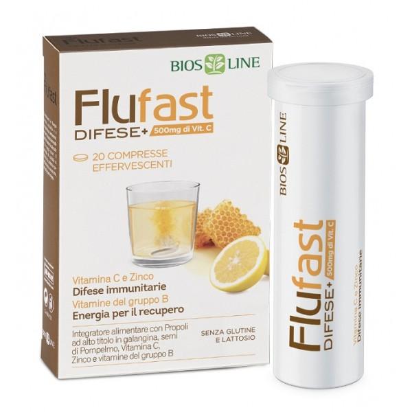 Apix Flufast Difese 20 Compresse Efferve...
