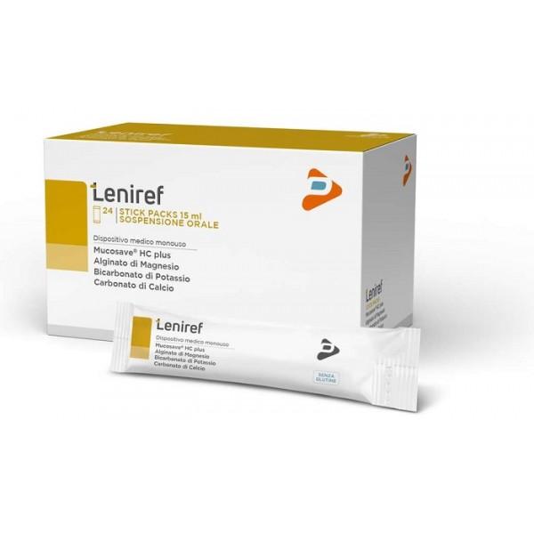 LENIREF 24 Stick Packs 15ml