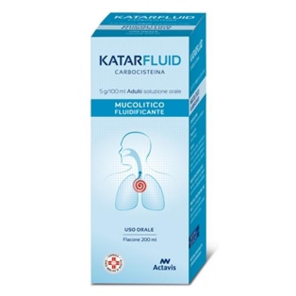 KATARFLUID Ad.5g/100ml 200ml