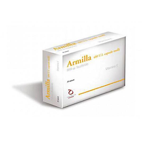 ARMILLA 400 U.I. 30 Cps molli