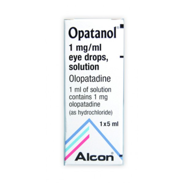 Opatanol Collirio 1flacone 5ml 1mg/ml