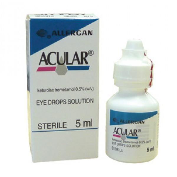 Acular*coll Fl 5ml 0,5%
