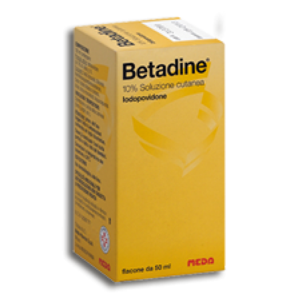 BETADINE Sol.Cut.10%   50ml