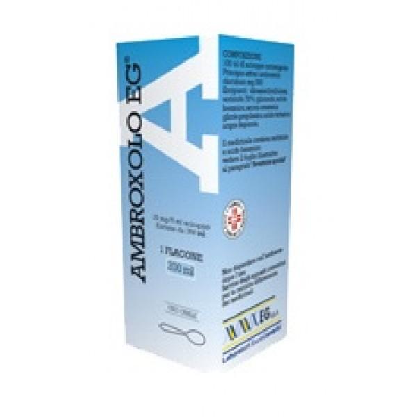 AMBROXOLO Scir.200ml EG