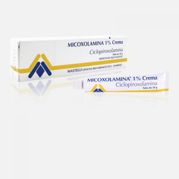 Micoxolamina*crema Derm 30g 1%