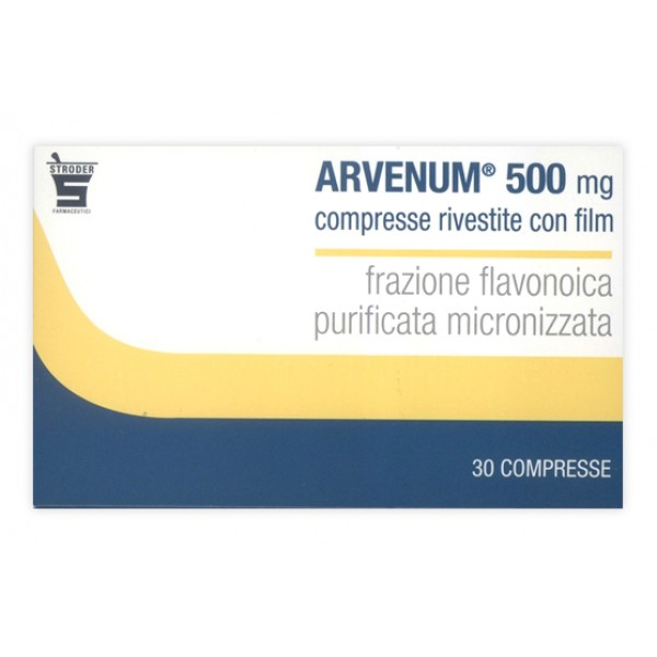 Arvenum 500mg - 30 Compresse Rivestite c...