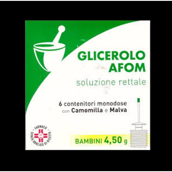 GLICEROLO BB 6 Cont.4,5g AFOM