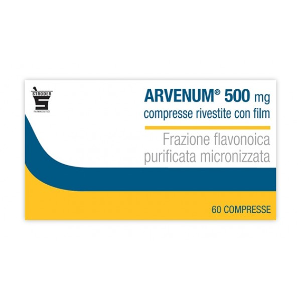 Arvenum 500mg - 60 Compresse Rivestite c...