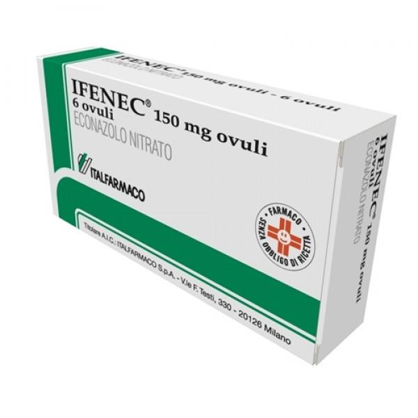 IFENEC 6 Ovuli 150mg
