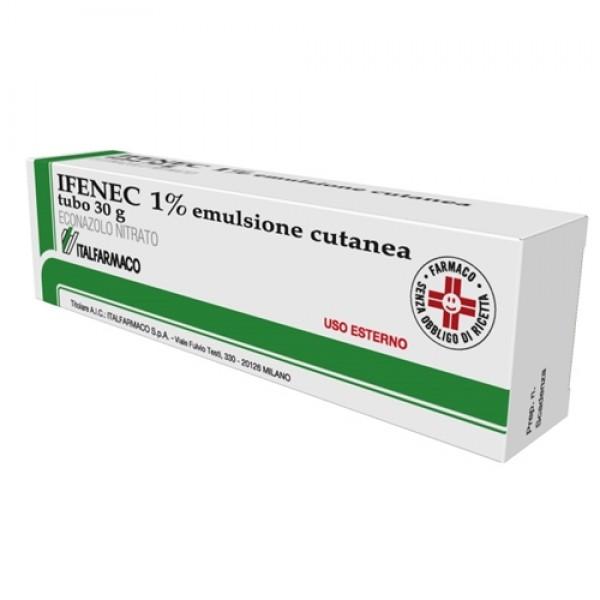 IFENEC Dermo Emuls.30g 1%