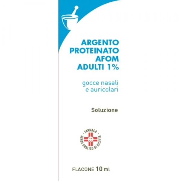 ARGENTO Prot.1% Gocce AFOM