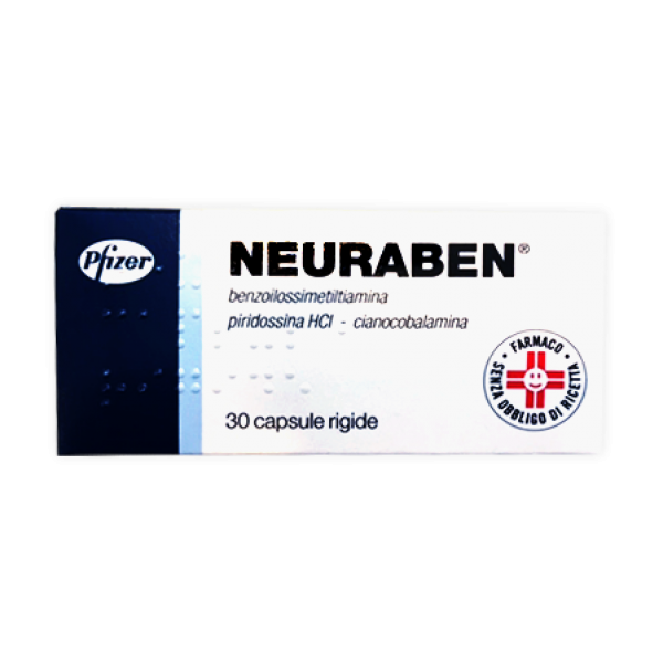 Neuraben 30 Compresse 100mg