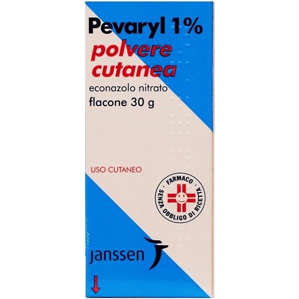 PEVARYL Polv.Cut.1% 30g