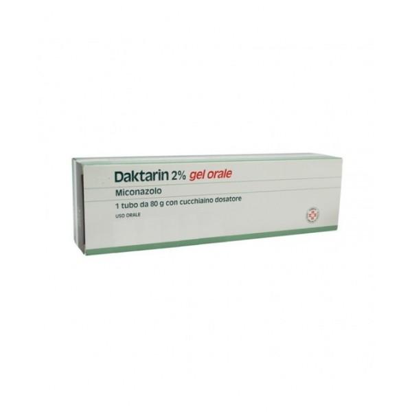 Daktarin Gel Orale 80g 20mg/g