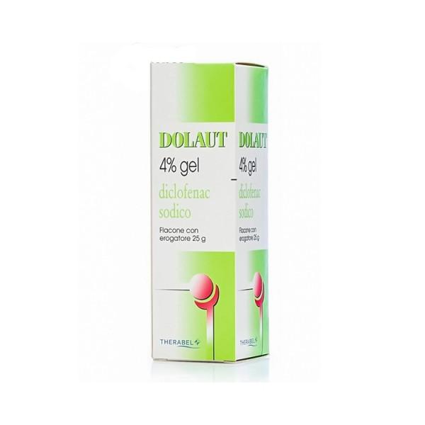 DOLAUT Spray Gel 25g