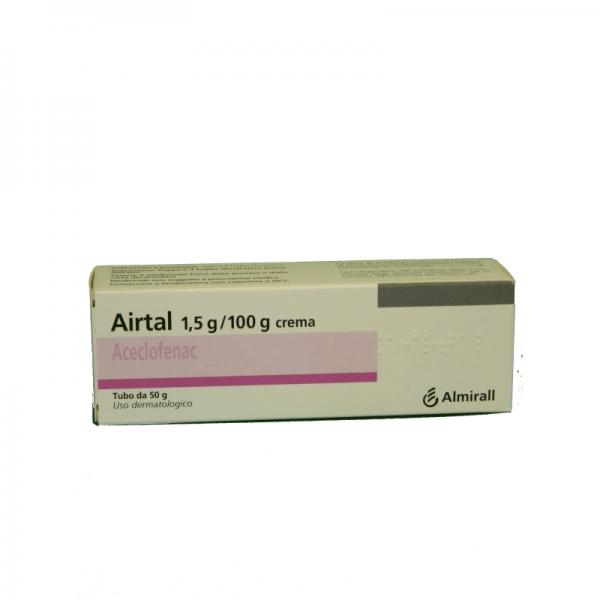 AIRTAL Crema 1,5% 50g