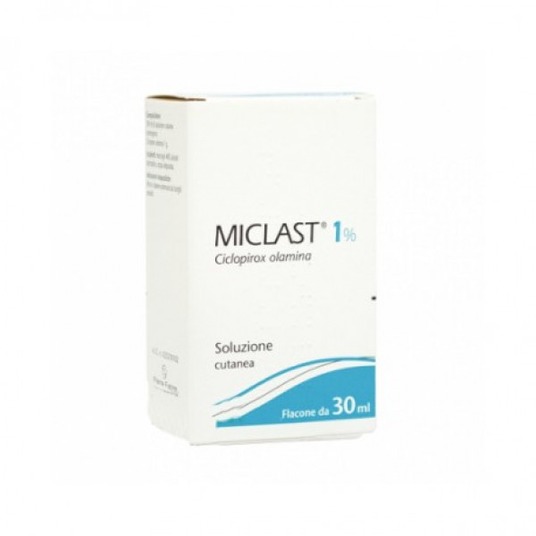 Miclast*sol Cut Fl 30ml 1%