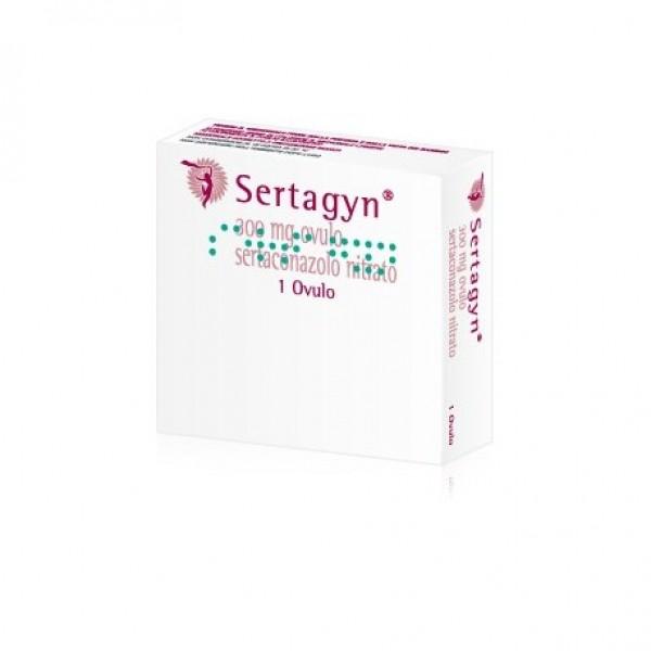 Sertagyn*1 Ov Vag 300mg