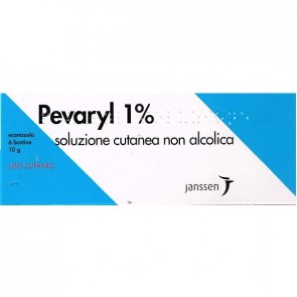 Pevaryl*sol Cut 6bust 10g 1%