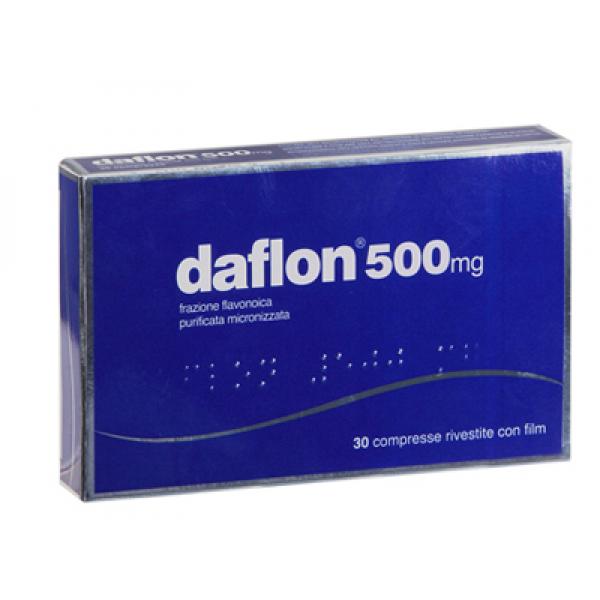 DAFLON-500*30 Cpr 500mg  F1000