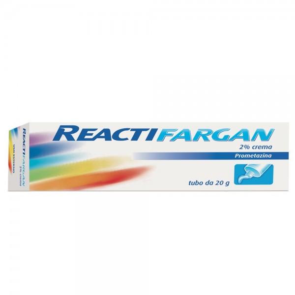 Reactifargan 2%*crema lenitiva 20g