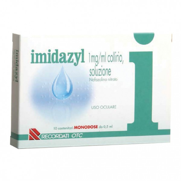 Imidazyl*coll 10fl 1d 1mg/ml