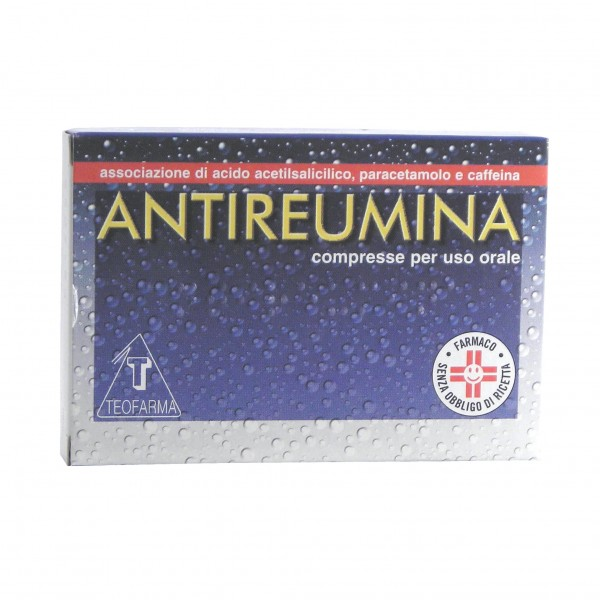 Antireumina 10 compresse