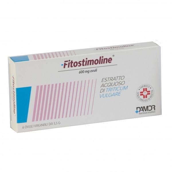Fitostimoline 6 Ovuli 600mg