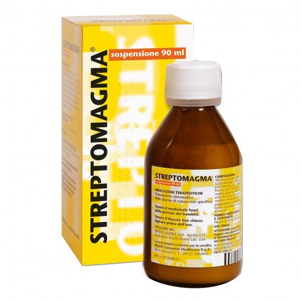 STREPTOMAGMA Sosp.90ml