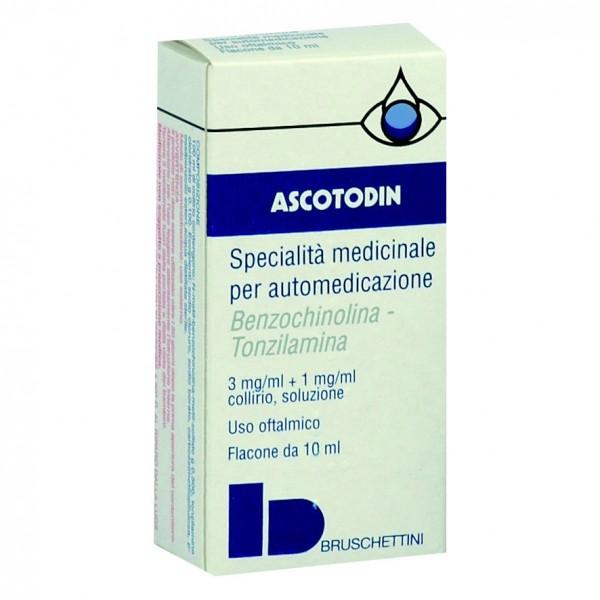 Ascotodin*coll Fl 10ml
