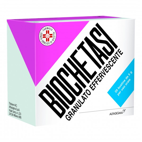 Biochetasi*os Granulato Effervescente 20...