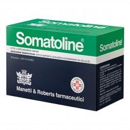 Somatoline Anticellulite Emulsione Cutanea 0,1%+0,3% 30 Bustine