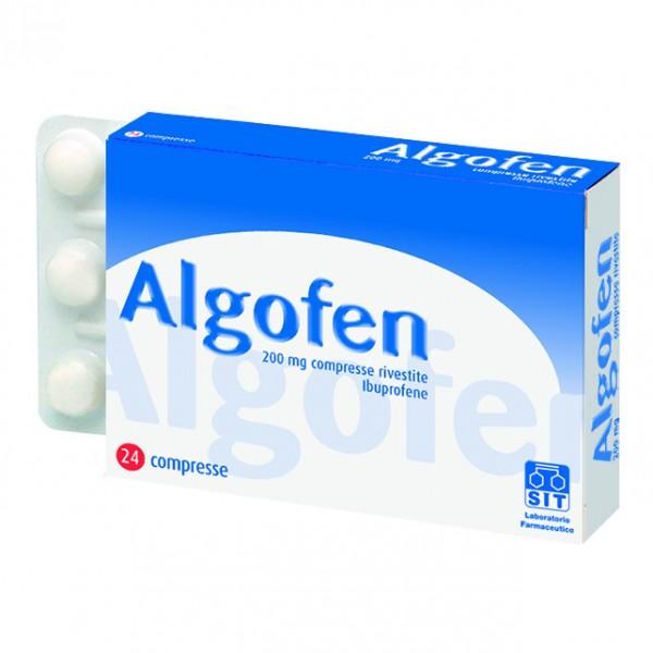 ALGOFEN 24 Cpr 200mg