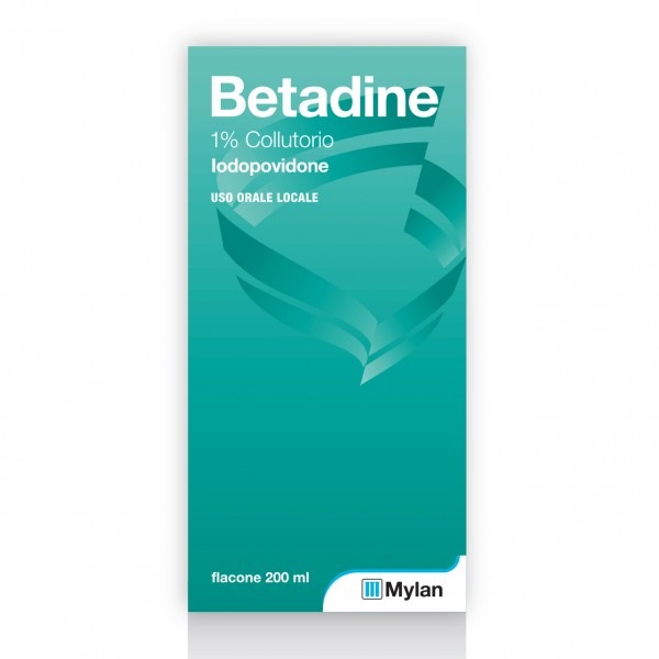 BETADINE Collut.200ml