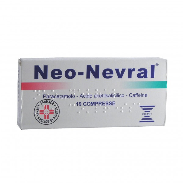 NEONEVRAL 10 Cpr