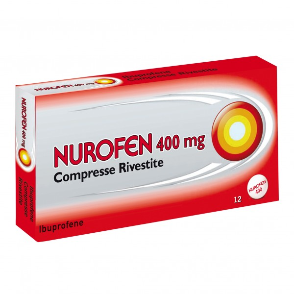 Nurofen 12 compresse Rivestite 400 mg