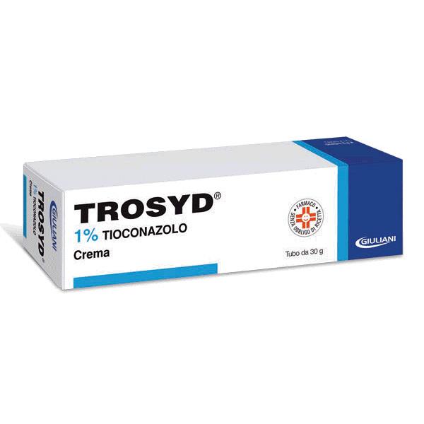 Trosyd Crema 30g 1%