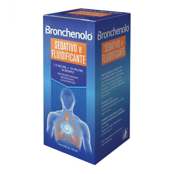 Bronchenolo Sedativo Fluidificante Sciro...